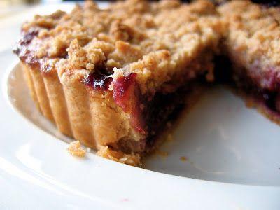 Huckleberry-Fig Crumble Tart   The Bojon Gourmet