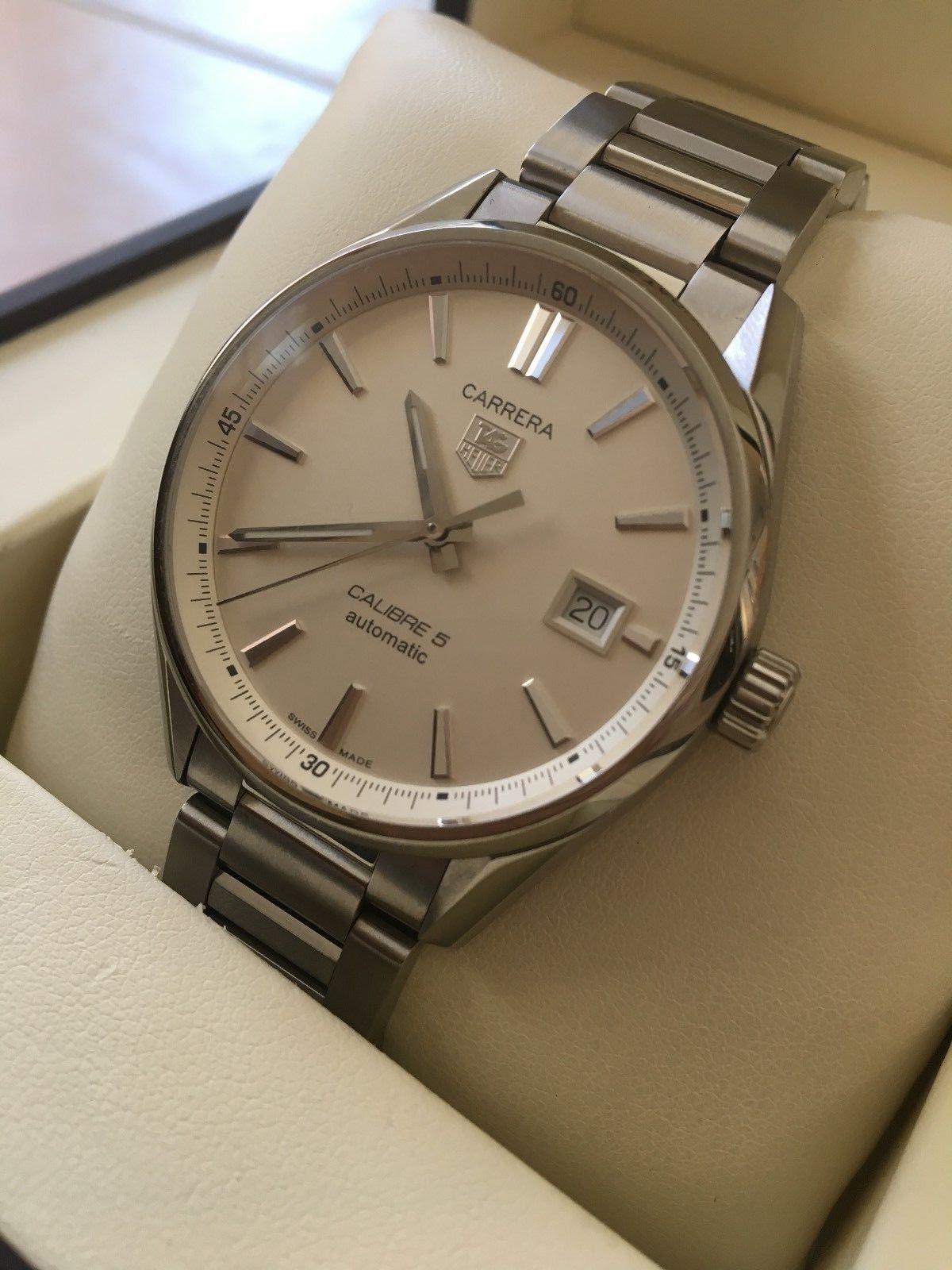 bffc3508760 TAG Heuer CARRERA Quartz war1311.ba0773 Wrist Watch for Women ...