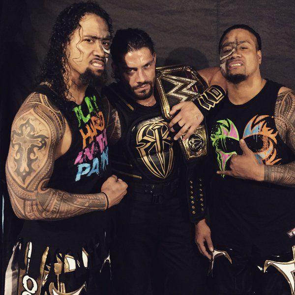 Roman Reigns (@WWERomanReigns) | Twitter