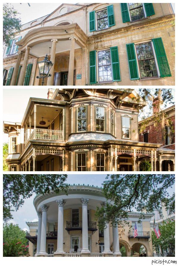 12 Savannah Homes With Serious Curb Appeal Savannah Chat Visit Savannah Savannah Beach
