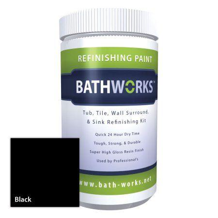 Bathworks Kit Bottles Refinish Bathtub Refinishing Kit Bathtub