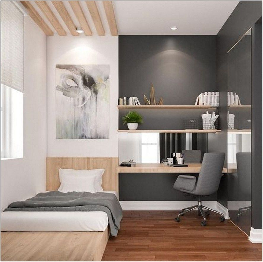 31 Neat And Cozy Small Apartment Ideas For Your Dream Room 1