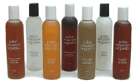 The TreeHugger Test: John Masters Organics #organichaircare