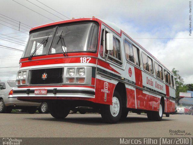 Onibus Da Empresa Eucatur Empresa Uniao Cascavel De Transportes