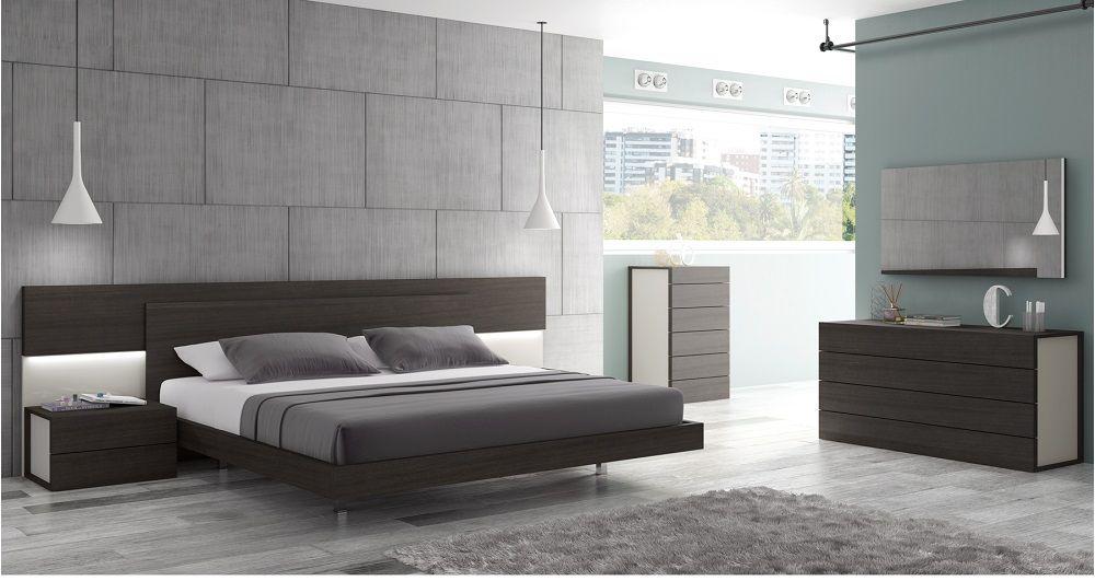 Modern bedroom Maia Premium Bedroom Set  Touch-of-Luxury
