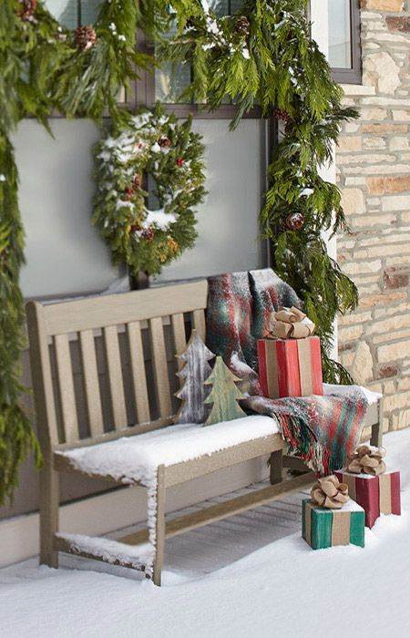 A Beautiful Place To Rest On Your Deck Or Patio Is The Reward For