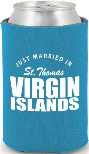 Totally Wedding Koozies - Inexpensive wedding favors!