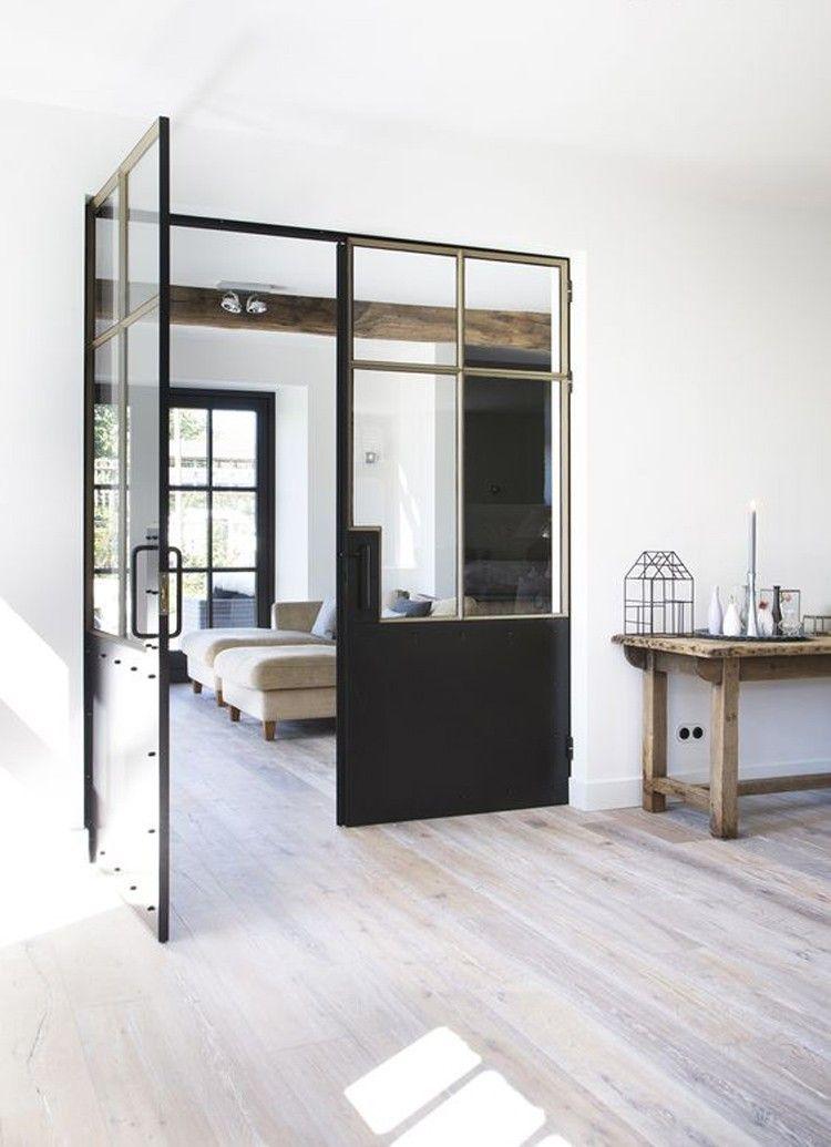 Industrial Doors Casas Modernas Interiores Puertas Y