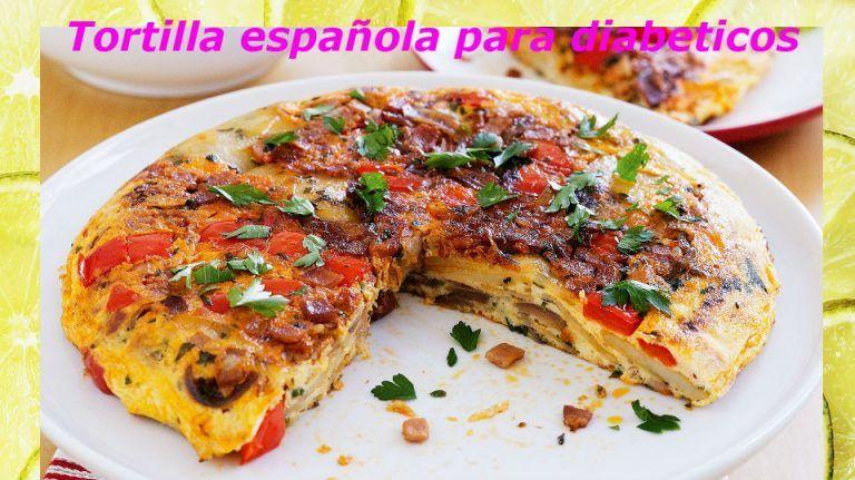 La Buena Noticia Es Que Puedes Controlar Tu Diabetes Tips Diabetes Spanish Tortilla Recipe Recipes Tapas Recipes