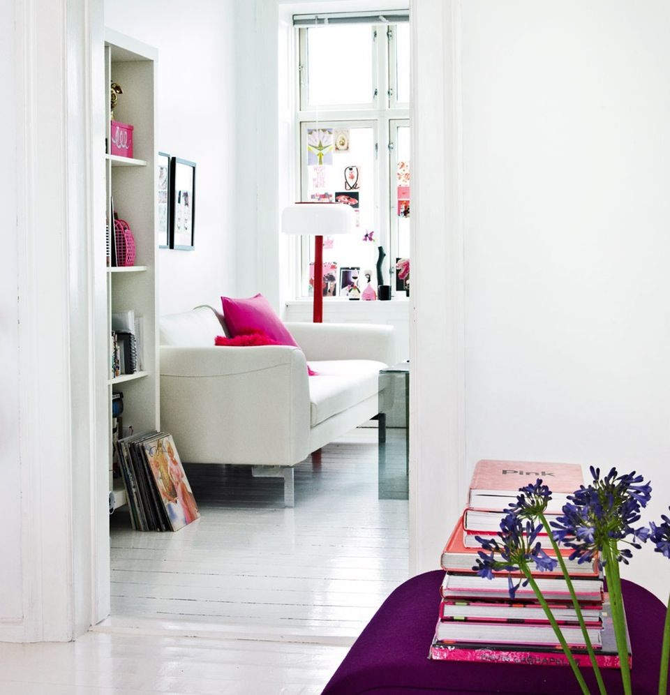 Pink prinsessehjem | Boligmagasinet.dk