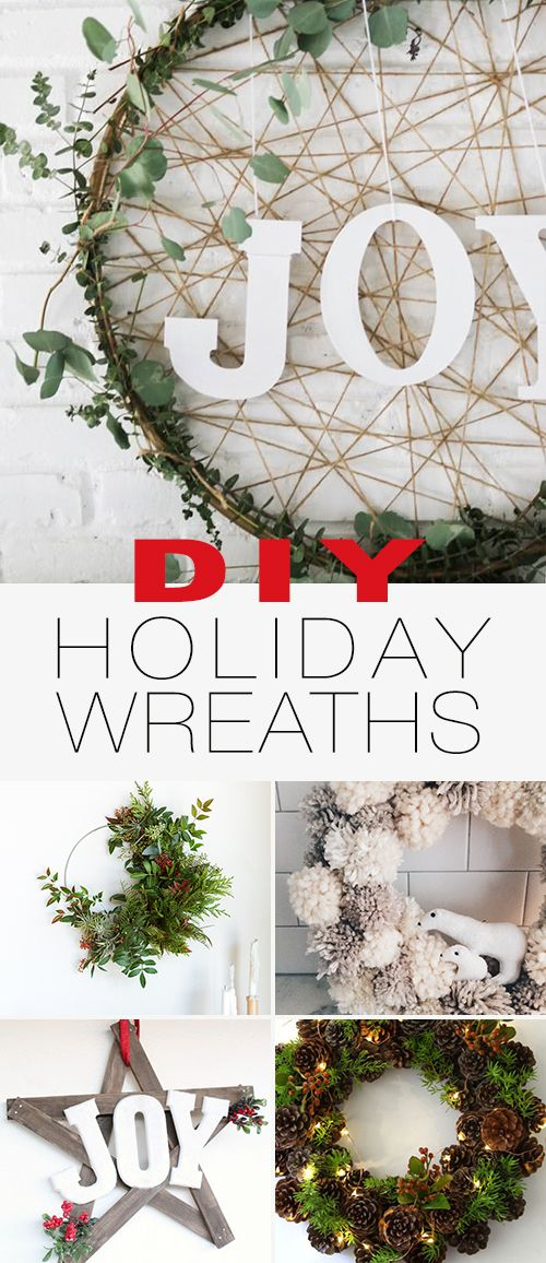 Photo of DIY Christmas wreaths that you can make