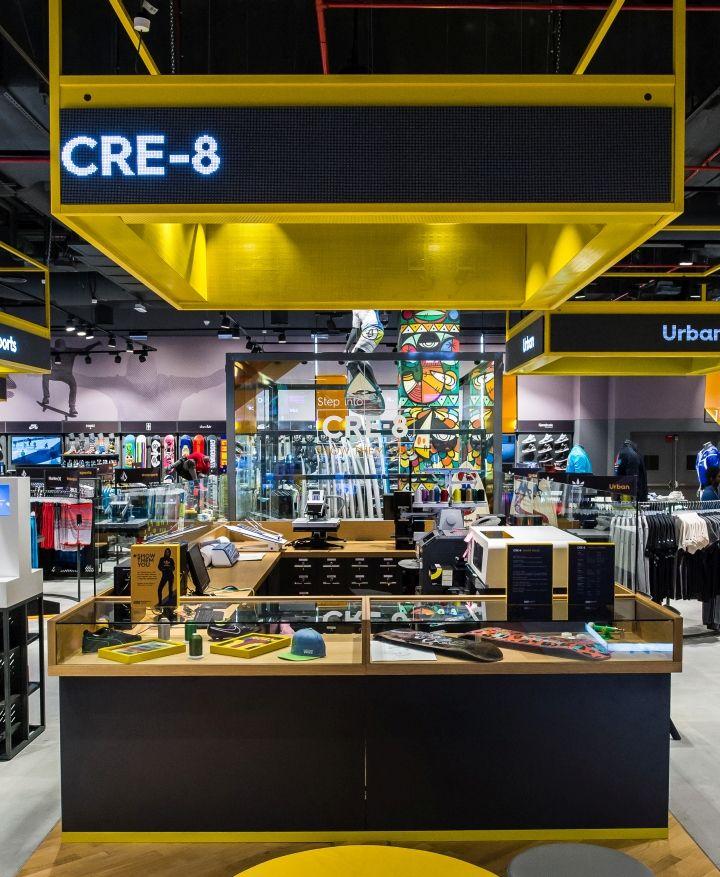 Light Shop Dubai Mall: Sun & Sand Sports Store By Green Room, Dubai