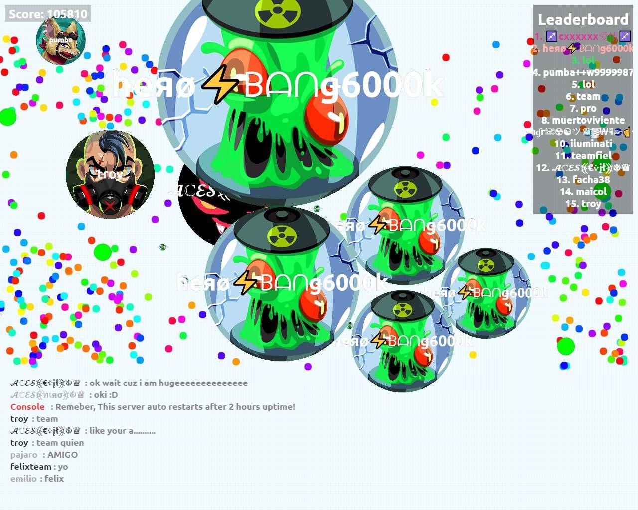 0 Heyao ᗷᗩᑎǥ6000k Saved Mass Heyao ᗷᗩᑎǥ6000k User Agar