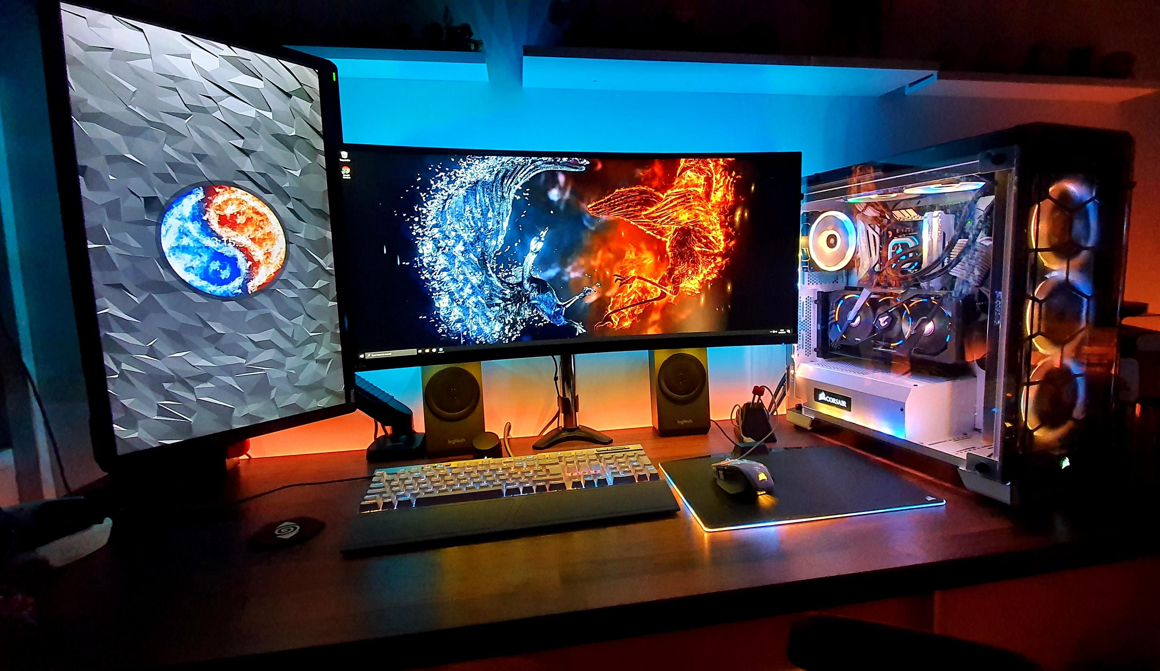 Pin on pc and battlestations