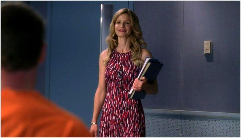 "Kyra Sedgwick in ""The Closer"""