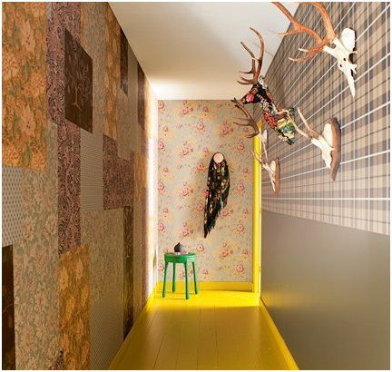 decoración pasillos - B Pasillos Pinterest