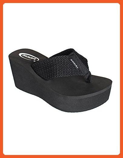 f9117305cd52 Soda Oxley-S Platform Sandals Black 10 - Sandals for women ( Amazon Partner- Link)