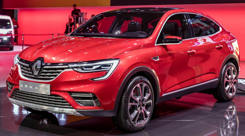 رينو أركانا المستقبلية 2020 كروس أوفر كوبيه فرنسية أنيقة موقع ويلز Renault Renault Clio Suv Trucks