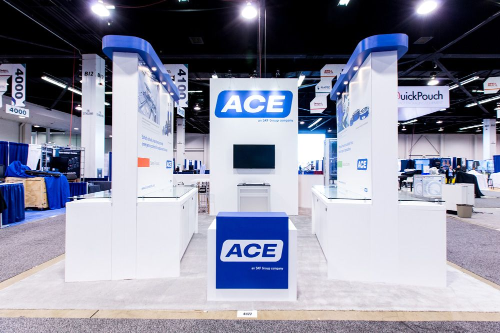 Custom Exhibit Rentals - Trade Show Displays & Trade Show Booth | Absolute Exhibits