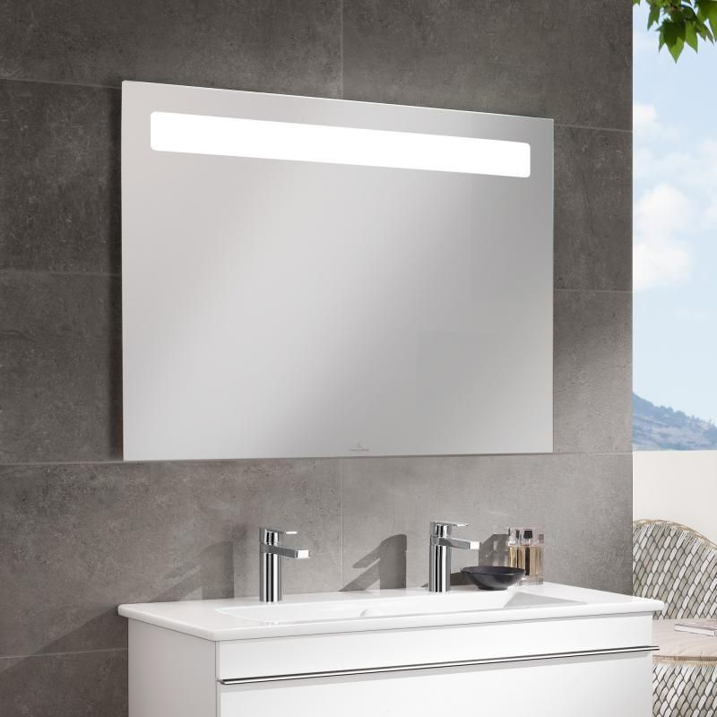 Villeroy \ Boch More to See 14 LED Spiegel Wohnideen Pinterest - wohnideen led