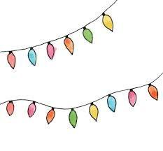 Resultado De Imagen Para Transparent Tumblr Blog Christmas Drawing Christmas Lights Drawing Christmas Doodles