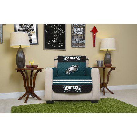 NFL Licensed Furniture Protector, Chair, Philadelphia Eagles