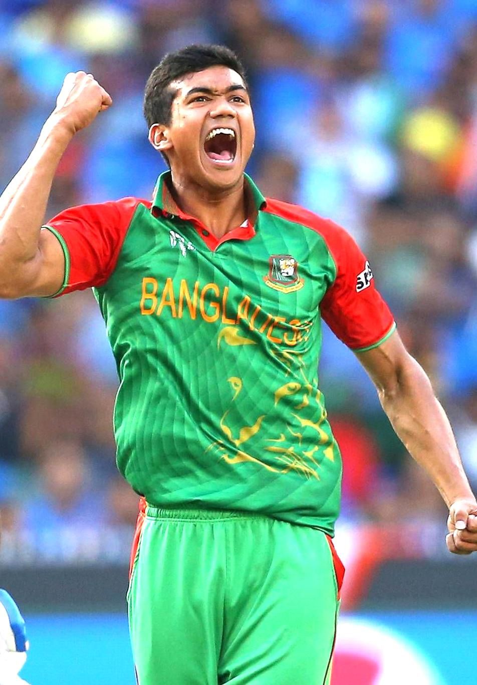 Taskin Ahmed Bangladeshi Fast Bowller Taskinahmed Bangladesh Cricket In 2020 Bangladesh Bangladesh Cricket Team World Cup Match