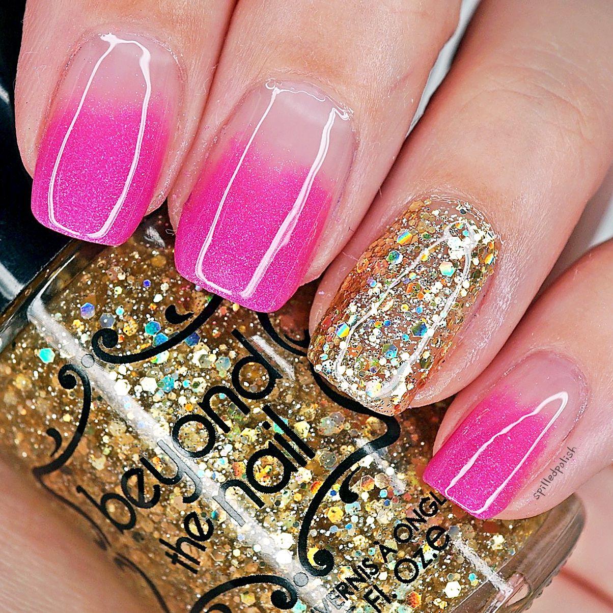 Faded French Manicure   Faded french manicure, Manicure and Nail ...