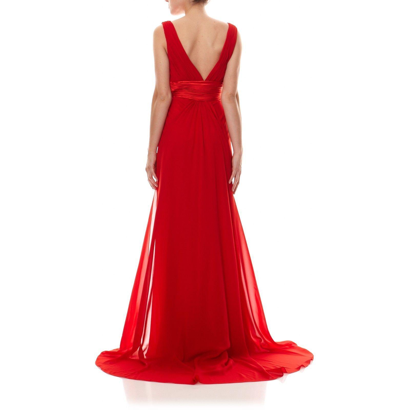 0a2e9dca7ae Robe de soirée - rouge - Faust - Ref  1390364