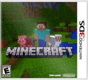 minecraft for 3ds free download