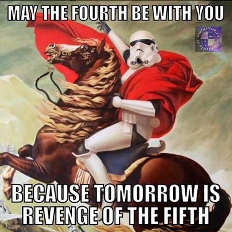 Star Wars Day: Star Wars, Star Wars