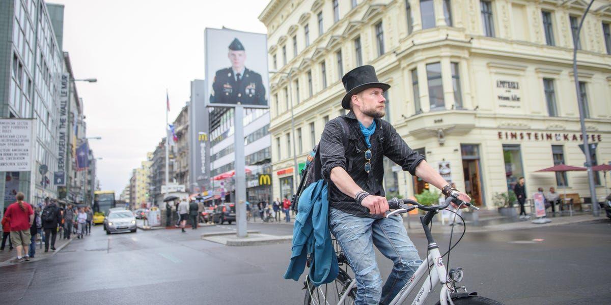 Germany just guaranteed unemployed citizens around 330
