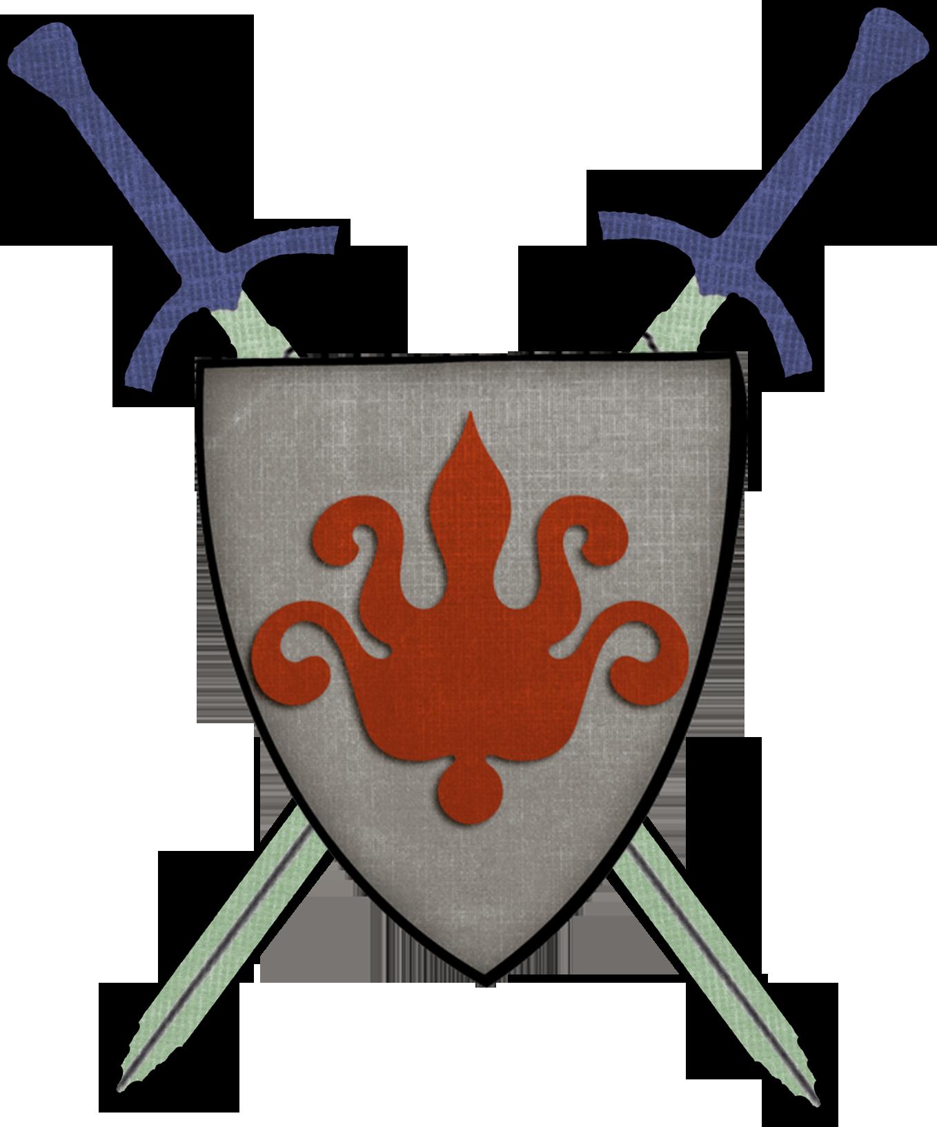 картинки герб на щите рыцаря прост, результат