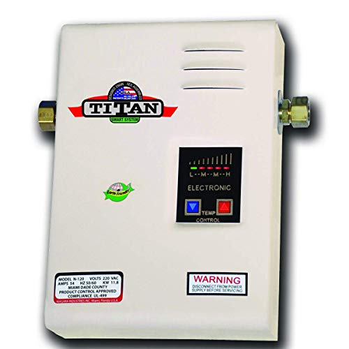 Tankless Water Heater Compared To Tank