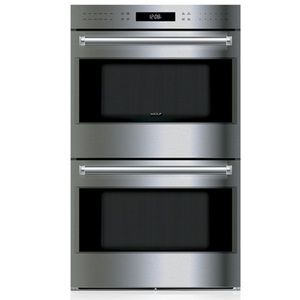 Wolf Wdo30pesph E Series Double Electric Wall Oven