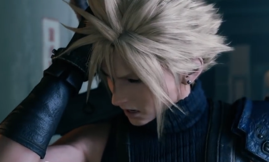 Cloud Strife Final Fantasy Advent Children Final Fantasy Cloud Strife Final Fantasy Vii Cloud