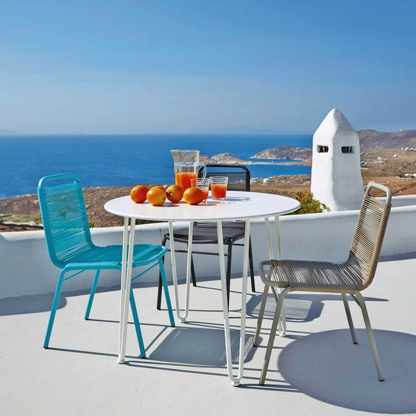 Chaise scoubi vintage maison du monde | Outdoor | Pinterest