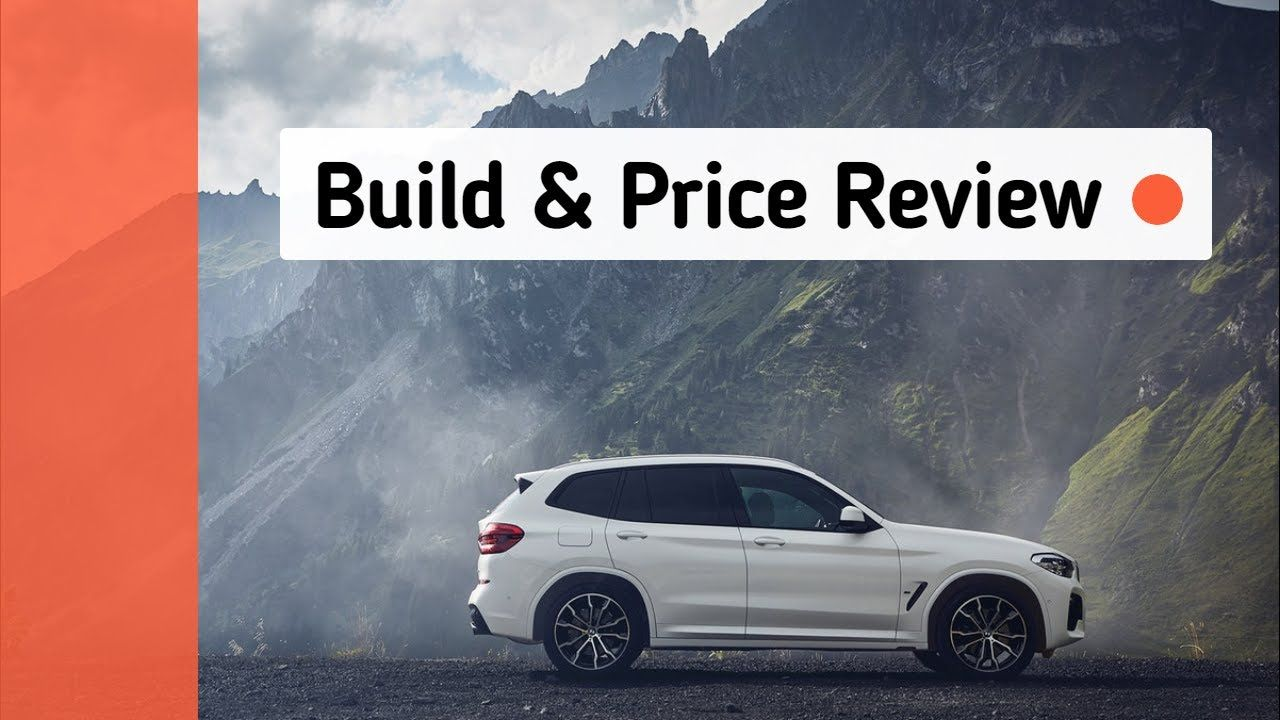 2020 Bmw X3 Xdrive30e Plug In Hybrid M Sport Build Price Review Col In 2020 Bmw X3 Bmw Driving Experience