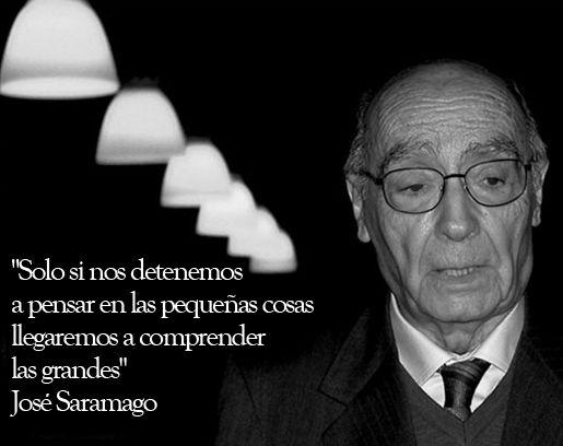 Más Frases De José Saramago Httpwwwmuyinteresantees
