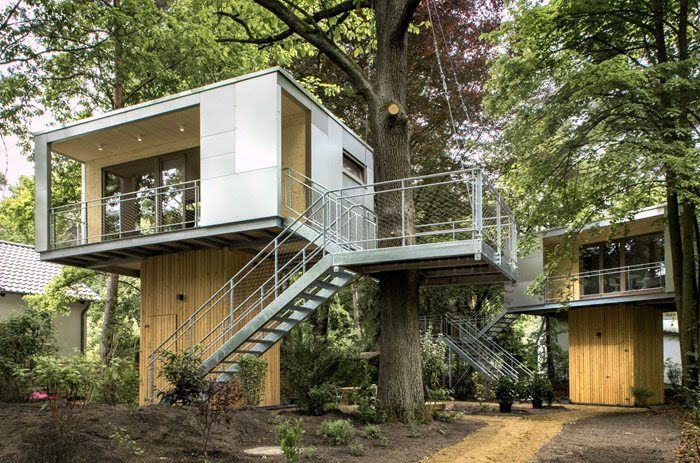 Tiny House | I Just Love Tiny Houses, Treehouses And Cabins | Pinterest
