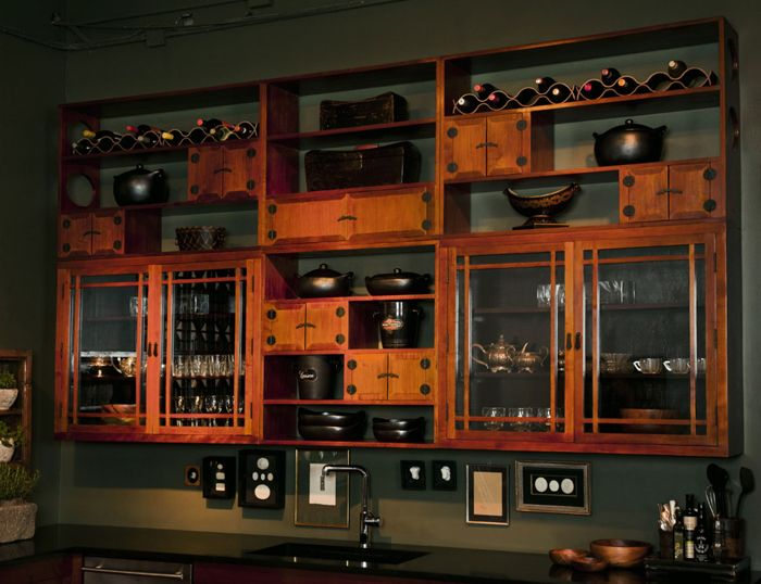 Greentea Kitchen Shelves Kitchen Shelves Kitchen And Bath Home Decor