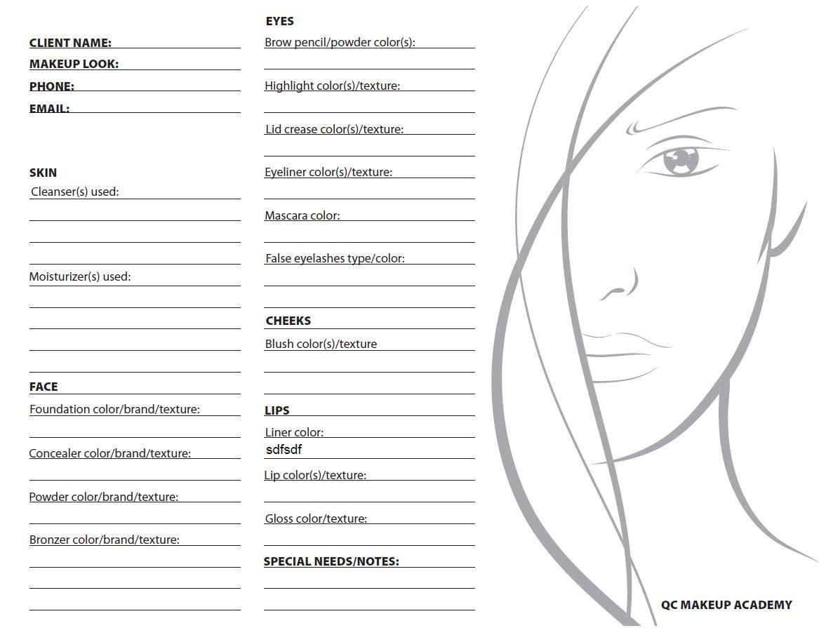 Best 25 online makeup courses ideas on pinterest online makeup qc makeup academy online makeup course face chart photo xflitez Image collections