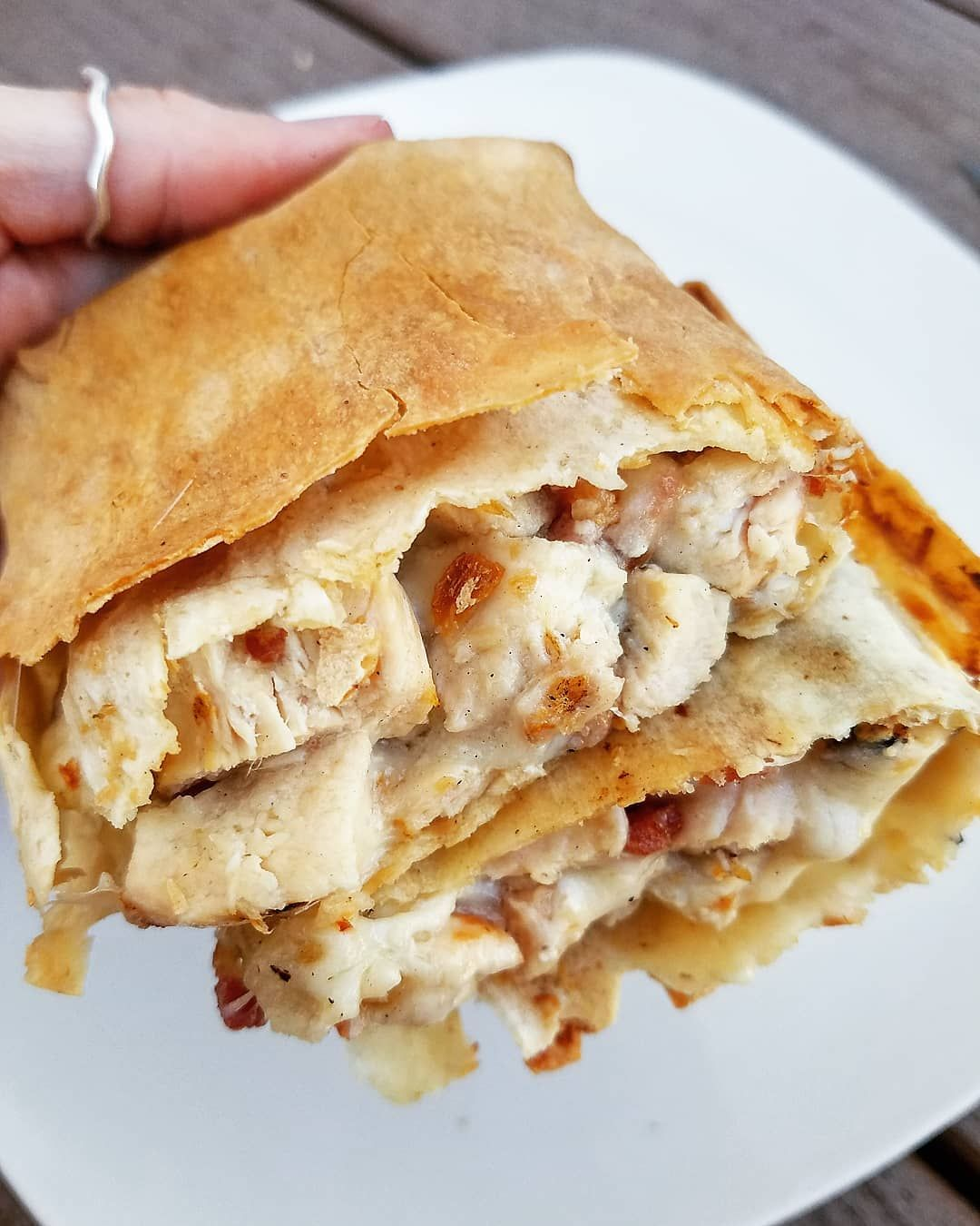 Keto Copycat Costco Chicken Bakes 🐓 Recipe below ⬇️ . . If