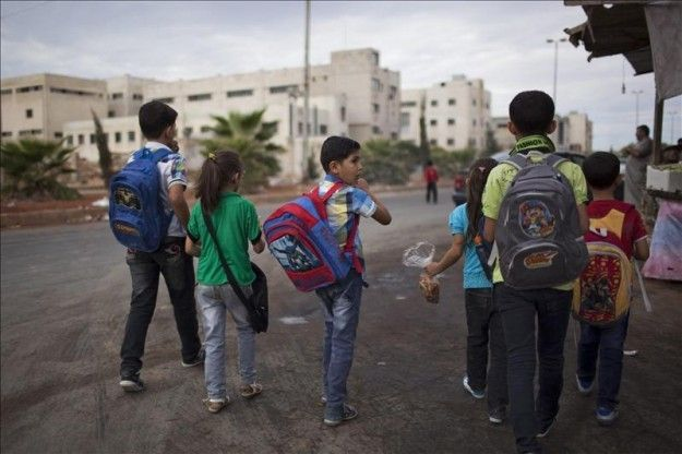 Un millón de niños sirios sin acceso a la ayuda humanitaria, denuncia Unicef