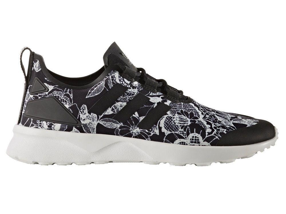 Zapatillas Altas para Mujer adidas ZX Flux Calzado chili/black/white Geox D Myria C 8fcZmRs