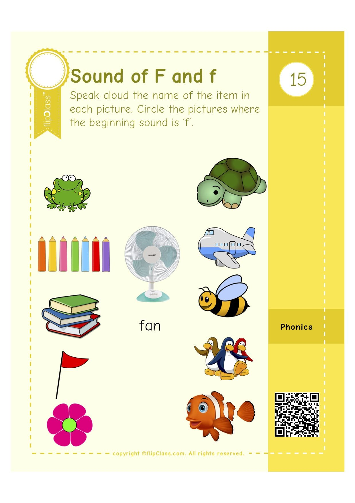 LKG Worksheets: flipClass Genius Kids Workbooks. These colourful and ...