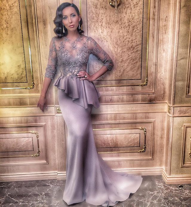 Вечерние платья алсу фото