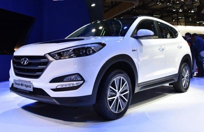 2016 Hyundai Tucson Specs Review Price Release Date