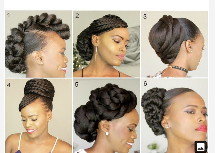 2019 Hair Bridal Natural Hairstyles For Black Women Hair Styles Natural Hair Styles Medium Bob Hairstyles