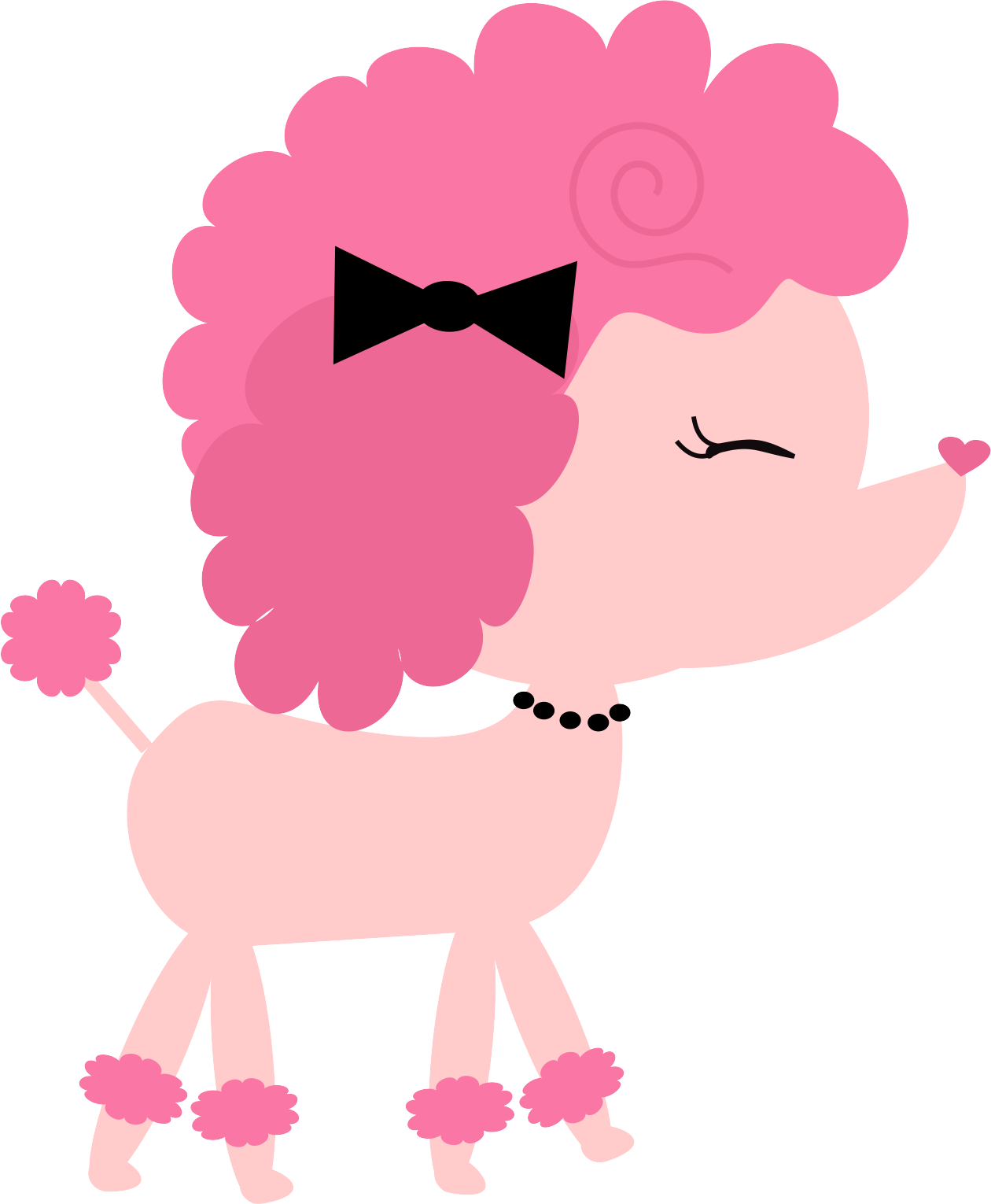 photo by flavoli minus shrink pinterest clip art scrap and rh pinterest com French Poodle Cartoon french poodle clipart free